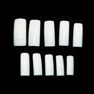 Бели удължители за ноктопластика
