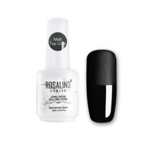 Матиращ топ лак Rosalind 15 ml