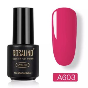 Цикламен гел лак Rosalind A603