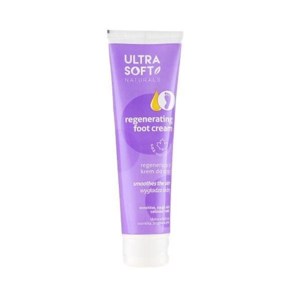 Регенериращ крем за крака Ultra Soft Naturals