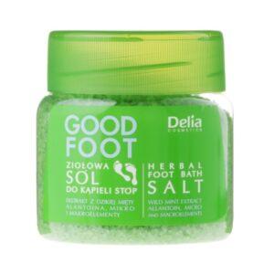 Соли за крака Delia 570 гр